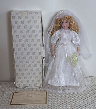 "☆Heritage Signature Collection Doll☆Limited Edition☆17 "" Grace☆Stand/Box & Coa☆"