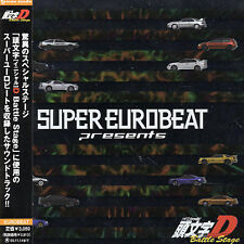 VARIOUS ARTISTS - SUPER EUROBEAT PRESENTS: INITIAL D BATTLE STAGE NEW CD