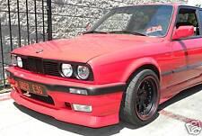 BMW E30 '84-'92 Front Bumper E36 M3 Style FRP Body Kit
