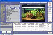 Aquarium Image Database Maintenance Software CDROM for Windows