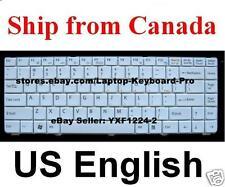 SONY VGN-NR VGN-NS VGN NR NS VGN-NS110E VGN-NS240E Keyboard - White - US English