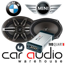 "BMW Mini R50 R52 R53 One Cooper S 2002-2006 Rear 6""x9"" 6x9 Car Speaker Upgrade"