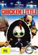 CHICKEN LITTLE : NEW DVD