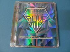 BIGBANG - ALIVE TOUR IN SEOUL 2012 LIVE CONCERT CD w/ YG CARD $2.99 S&H