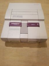 Super Nintendo Entertainment System, SNES SNS-001-Console only-tested-working