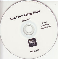 MASSIVE ATTACK LEANN RIMES DR JOHN Live From Abbey Road Episode 4 promo DVD