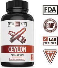 Ceylon Cinnamon - Designed to Support Blood Sugar, Heart Health & Joint NEW