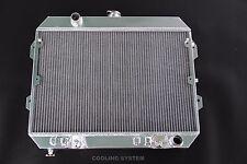NEW 3 ROWS/CORES ALUMINUM RADIATOR FOR 75-78 NISSAN DATSUN 280-Z 280Z 280ZX