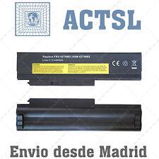 Akku für LENOVO ThinkPad X230 4400mAh 11.1V 6 Celdas