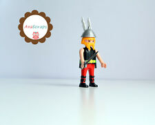 Playmobil Astérix el galo The Gaul (Romanos, Medieval, Vikingos, Cómic) - Custom