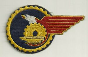 WWII US Army Air Corps Squadron Jacket Patch