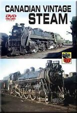Canadian Vintage Steam DVD Greg Scholl