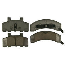 Disc Brake Pad Set-FWD Front Wagner QC215