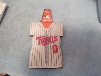 MLB Twins Team Bottle Jersey