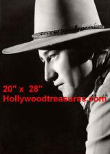 "John Wayne~Duke~Cowboy~Western~Photo~ Poster 20"" x  28"""