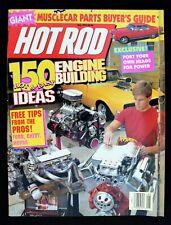HOT ROD MAGAZINE - MAY 1991