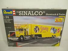 Revell 1 : 24 07547 Sinalco Showtruck & Trailer  NEU / OVP