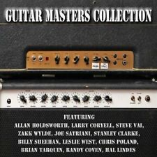 Guitar Masters Collection CD Various Artists Holdsworth Clarke Tarquin Wylde Vai