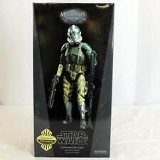 Militaries of Star Wars Sideshow 1:6th Scale Figure Exclusive Commander Gree NR!