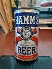 Hamm's Flat Top (Empty) Beer Can, OI, IRTP--VERY NICE--