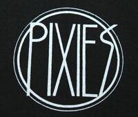 M * nos 2004 PIXIES sell out tour t shirt * concert vtg