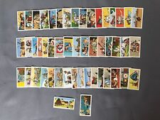 Bassett Complete Set 50 Asterix in Europe 1977 Mint Condition