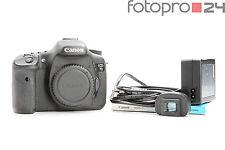 Canon EOS 7d body + 64 tsd. activaciones + muy bien (216090)