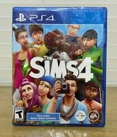 New Sealed PS4 The SIMS 4 Playstation Game