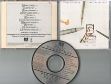 Paul McCartney CD Pipes of Peace (C) 1983 Giappone