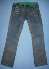 LEE X-Line Reece Mens Navy Dark Blue Denim Jeans Straight W29 L31 Zip-Fly