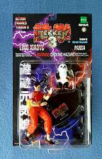 TEKKEN 3 LING XIAOYU WITH PANDA BEAR HIROKI HAYASHI 6 INCH FIGURE EPOCH 1998