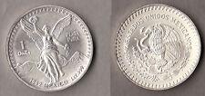 MESSICO LIBERTAD SILVER ONCIA 1992 ARGENTO 999/  FDC BULLION MONETE INVESTIMENTO