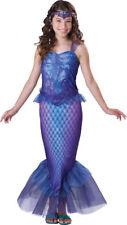 Morris Costumes Girls Sleeveless Mysterious Mermaid Costume 12-14. IC18036LG