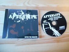 CD punk Afterlife-Enter the Dragon MCD (6 chanson) crucial response sxe