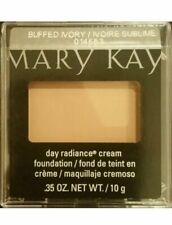MARY KAY DAY RADIANCE CREAM FOUNDATION - BUFFED IVORY SHIPS SAME DAY