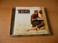 CD Soundtrack The Mexican - 2001