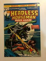 SUPERNATURAL THRILLERS #6 Feat: The HEADLESS HORSEMAN