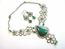 Turquoise South American Jewellery Sets