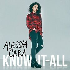 CARA,ALESSIA-KNOW IT ALL (COLV) (PNK)  VINYL LP NEW