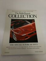 Robb Report Collection Magazine, June  2002 The Special Super car Issue EUC
