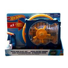Mattel Hot Wheels Rennbahn GBF96 City Super Bankeinbruch Super Bank Blast-Out