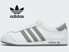 ⚫ ® más reciente Adidas Originals el Sneeker (Hombres Tallas UK: 9 10 11) Blanco/Gris