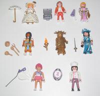 Playmobil Figurine Serie 12 Femme Personnage + Accessoires Modèle au Choix NEW