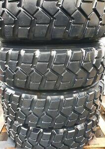 335/80R20_Pirelli_Pista PS22_TL_149K_Unimog Reifen_Radlader_Top Zustand