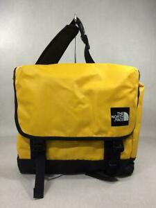 THE NORTH FACE  Nylon Ylw Nylon Yellow Fashion Shoulder bag 4201 From Japan