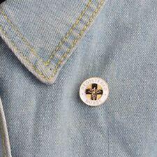 Angel Doctor Brooch Medical White Enamel Buckle Jacket Pin Badge Nurse Gift New