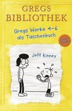 Kinney, J: Gregs Bibliothek - Gesammelte Werke 4-6 (2016) von Jeff Kinney (2016, Taschenbuch)
