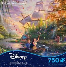 Thomas Kinkade Disney 750pc Puzzle - Pocahontas