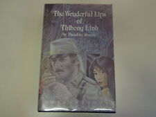 The Wonderful Lips of Thibong Linh by Theodore Roscoe HBDJ 1981 Pulp Stories