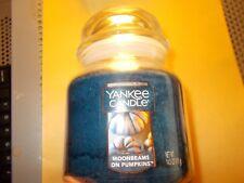 Yankee Candle Usa Rare Moonbeams on Pumpkins Medium Jar